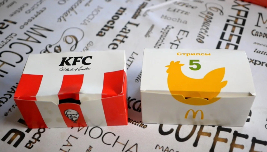 Узнал, что Макдоналдс сплагиатил Стрипсы. Сравниваю с KFC