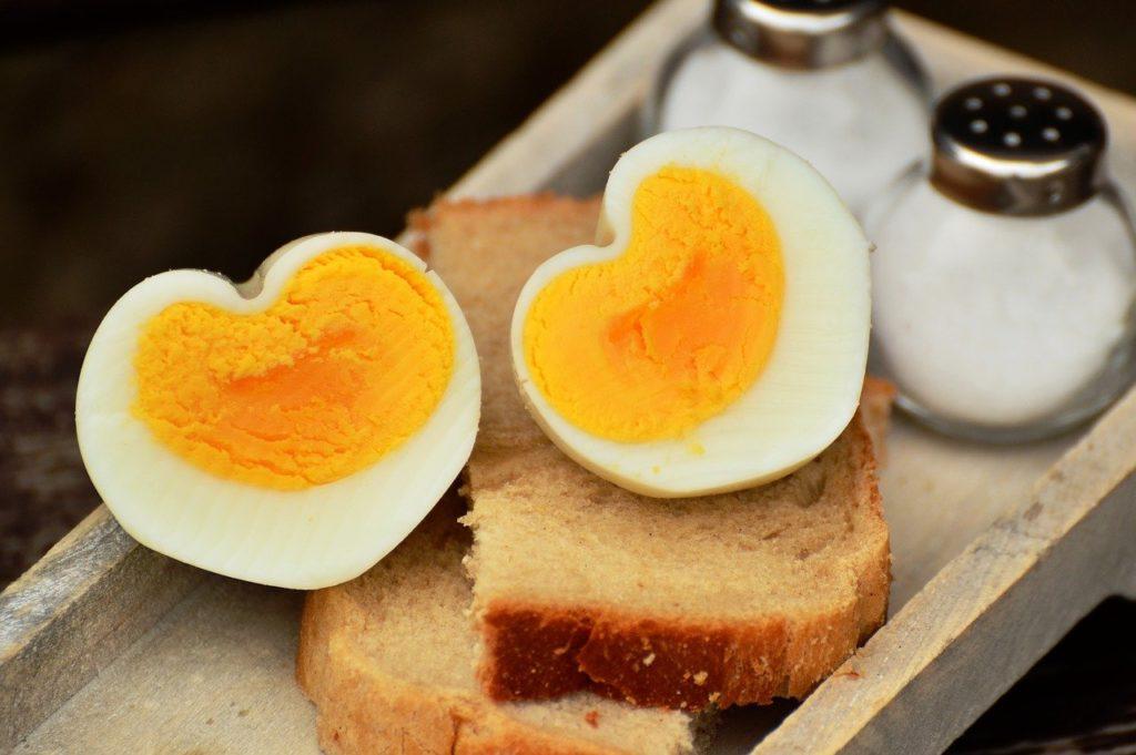 Простой рецепт завтрака